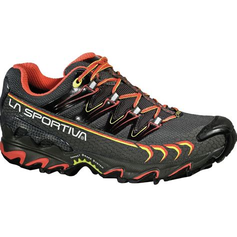 sportiva trail running shoes la sportiva ultra raptor gtx trail running shoe s