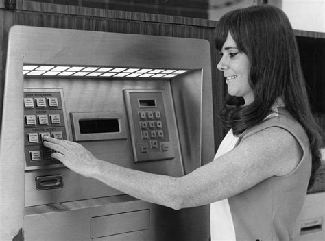 new year money atm behold one of the bay area s atms from 1971 the