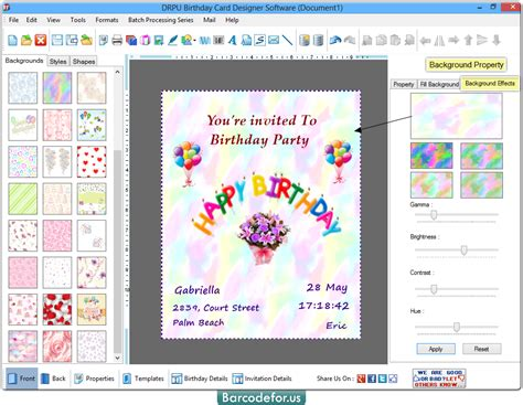 Birthday Song Generator | birthday card generator free