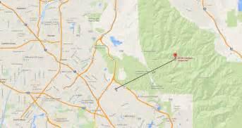 silverado california map silverado related keywords suggestions