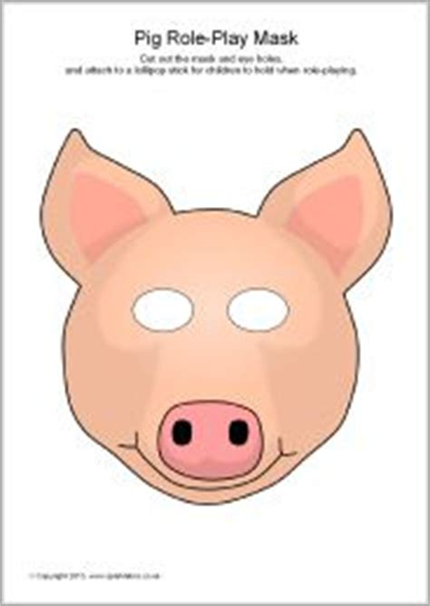 printable pig nose mask pin by laurie wilson on joshi projects pinterest