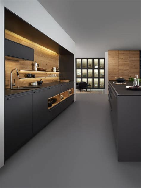 Modern Kitchen Apartment Interior Design Ideas Modern Kitchen Design Ideas Remodel Pictures Houzz