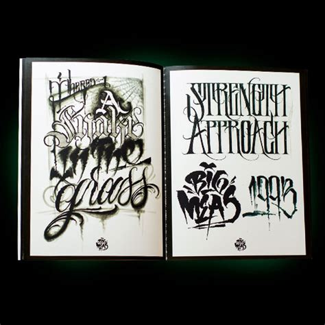 style tradition amp grace v3 0 lettering reference book