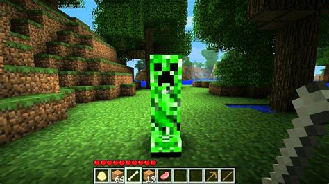 how to train your creeper youtube