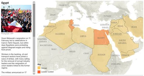 middle east unrest map mapping unrest in the mena region anya s world
