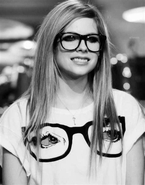Es evidente que a la cantante Avril Lavigne le gustan las