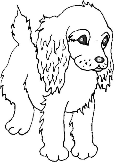 coloring pictures of dogs and puppies dog color pages printable dog coloring pages color this