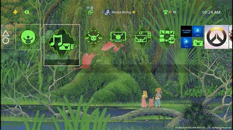 ps4 themes nz secret of mana special theme ps4 youtube