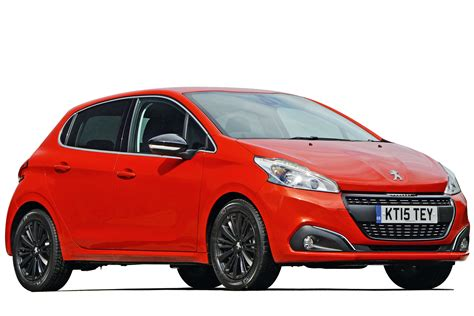 is peugeot a car peugeot 208 hatchback review carbuyer
