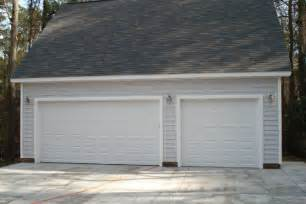3 car detached garage custom garage construction sles pictures building