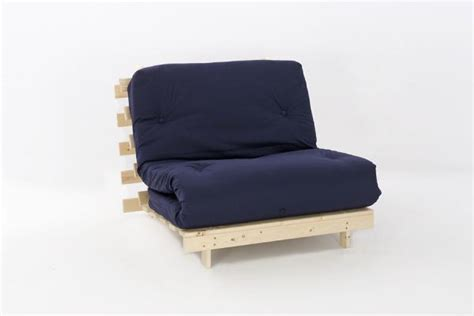 Single Wooden Futon by Single 2ft6 Premium Luxury Futon Wooden Sofa Bed Thick Mattress 11 Colours Ebay