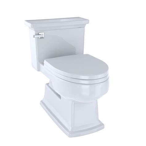 Closet Toto 421 White toto ultramax ii het cyclone 1 1 28 gpf single flush elongated toilet with