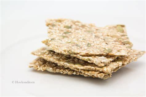 Rotika Crispy Toast 1 hovkonditorn seed crisp bread