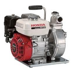 Honda Gx120 Honda Self Priming High Pressure Water 6 900 Gph