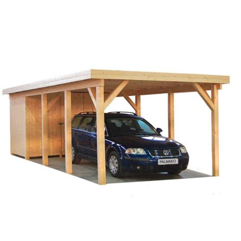Carport Für 2 Autos 63 by Gudrum Karl 2 Carport With Optional Storage