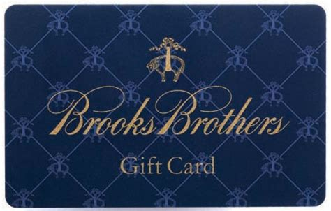 brooks brothers gift cards bulk fulfillment order online - Brooks Brothers Gift Card