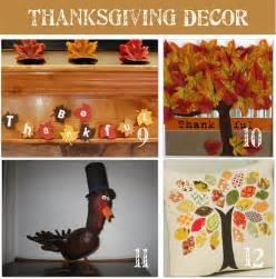 16 frugal thanksgiving decorating ideas tip junkie
