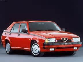 Alfa Romeo 75 Luxury X Alfa Romeo 75