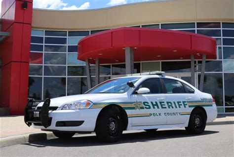 Polk County Sheriff S Office Florida by Propane Autogas Patrol Cars Analyzing Cost Benefits