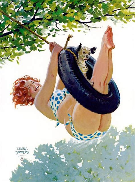 sex swing for plus size 10 sexy illustrations of hilda the forgotten plus size