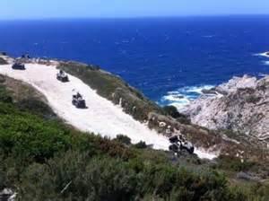 Rando en quad / Désert des Agriates à Bastia Cap Corse St