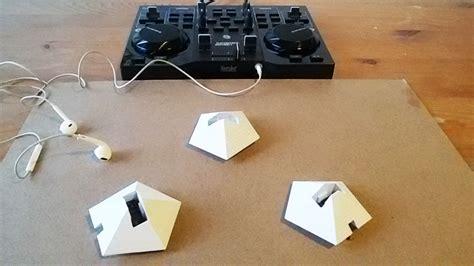 arduino console tutorial arduino dj console