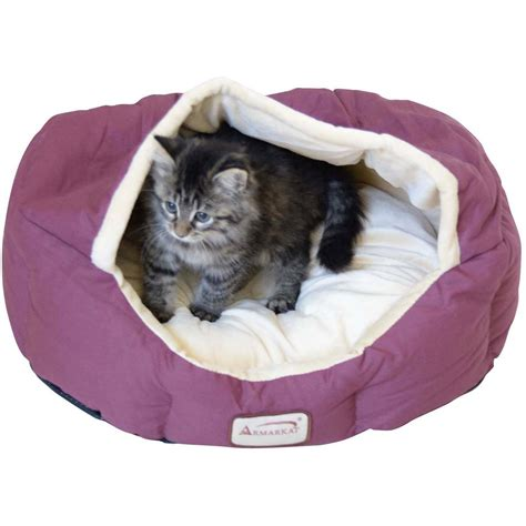 walmart cat beds petmaker sleep and play cat bed with removable teepee top