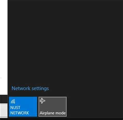 fix windows 10 stuck at airplane mode: turn off airplane