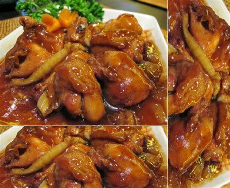 membuat ayam tumis saus tiram sederhana enak  makan