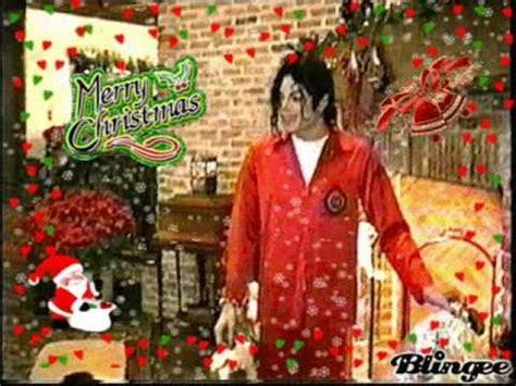 merry christmas michael jackson youtube