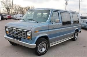 1990 Ford Econoline Find Used 1990 Ford Econoline Conversion No Reserve