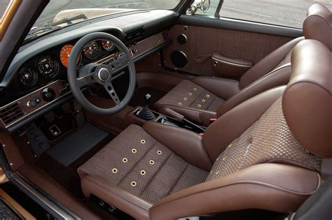 porsche 911 singer interior singer vehicle design shows best of the best during 2015