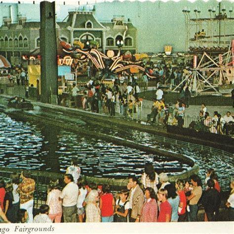 Theme Park Chicago   old chicago amusement park chicago pinterest