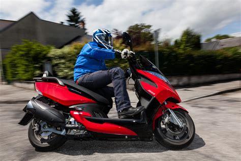 Motorrad Shop Eisenstadt by Kymco G Dink 300i Testbericht