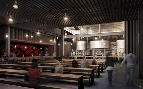 Cellar Ideas Surly S Destination Brewery Goes For Industrial Feel
