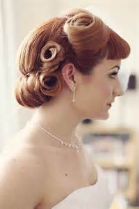hairstyle for 50 yr wedding 50s hair hair styles pinterest