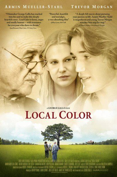 what is local color local color information