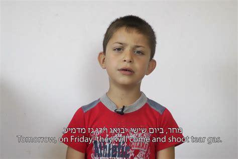 film nabi shaleh film on nabi saleh s kids competes for int l awards 972