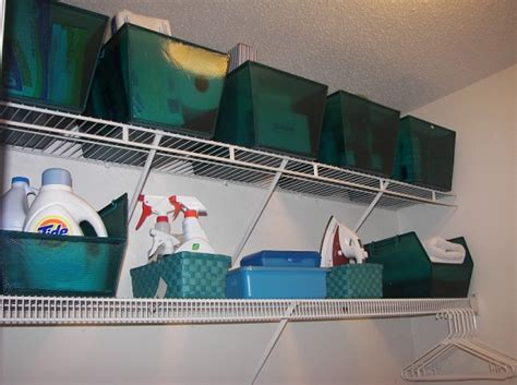 wall mounted laundry room storage shelves home interiors