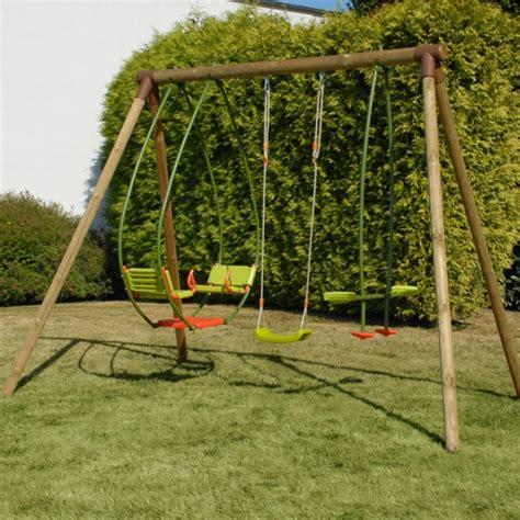 swing set uk garrigue wooden swing set soulet swing set