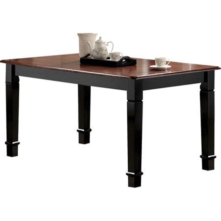 dining tables chicago chicago dining table cherry and black walmart