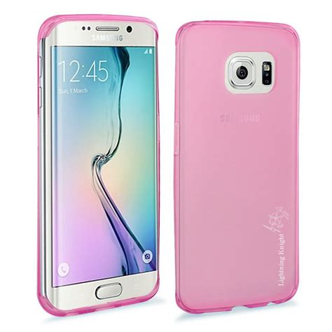 Anti Shock Samsung S6 Edge Anti Gores Jelly galaxy s6 edge tpu lk ultra slim fit