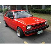 Toyota Starlet  Information And Photos MOMENTcar