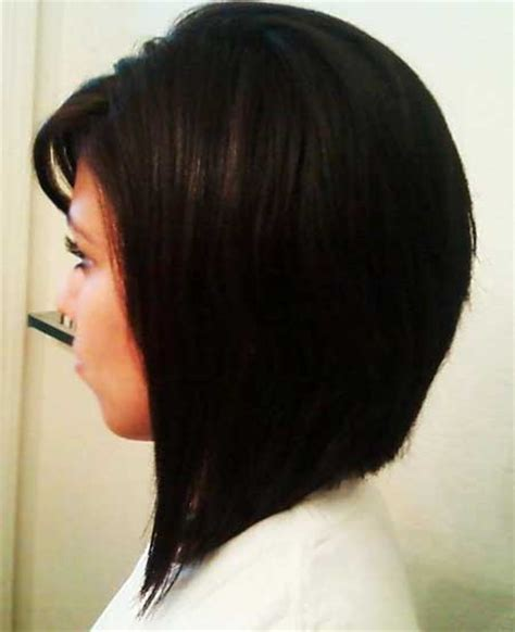 shorter hairstyles with side bangs and an angle pics of bob hairstyles pinkous