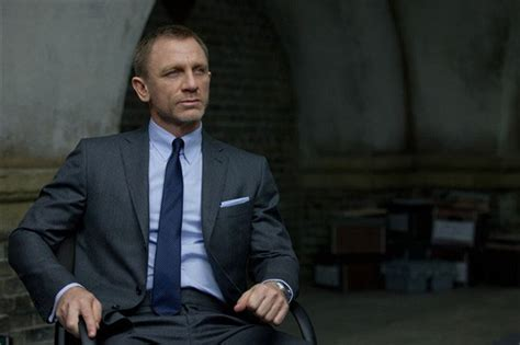 Bond Wardrobe Skyfall by Daniel Craig As Bond And The S Best Looks