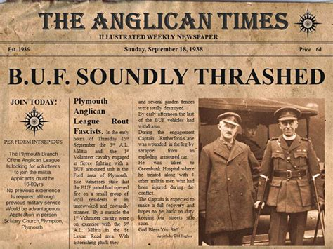 vintage newspaper template newspaper template cyberuse