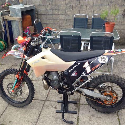 Ktm Motorrad Ebay by Ktm Exc Tank In Auto Motorrad Teile Motorradteile