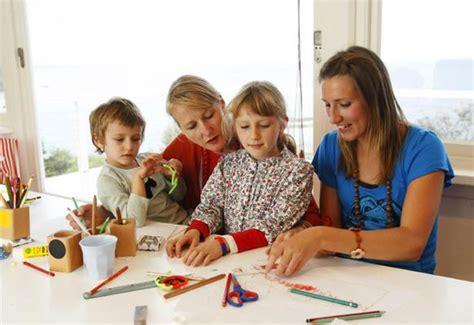 программа au pair проживание в немецкой семье и помощь по дому