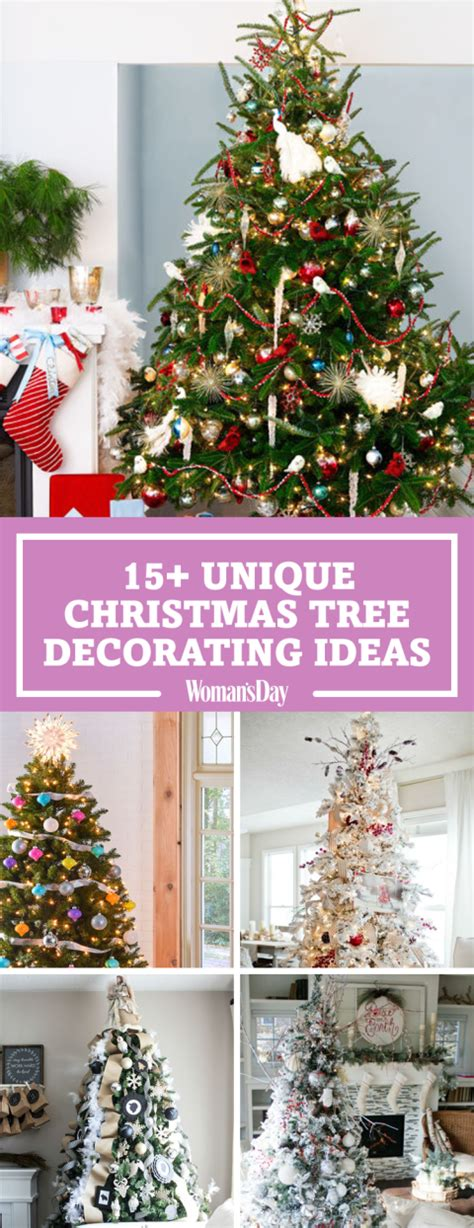 25 unique christmas home decorating ideas on pinterest 25 unique christmas tree decoration ideas pictures of