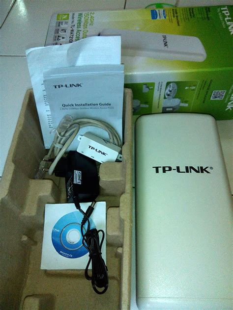 Wifi Outdoor Murah jual tp link tl wa7210n 2 4ghz 150mbps access point